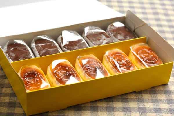 はいチーズ&とろ〜りショコラ(10個入)