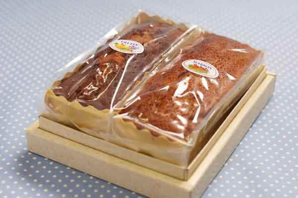 ミニパウンドケーキ(2本入)