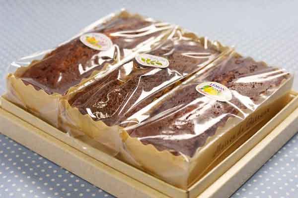 ミニパウンドケーキ(3本入)