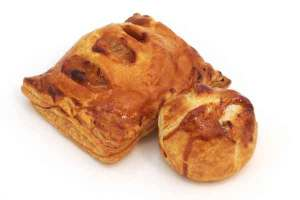 紅玉りんごパイ、マロンパイ
